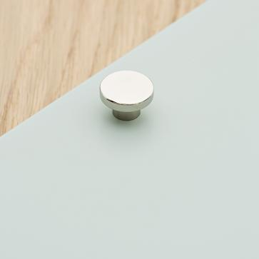 Poignée Mini-Rond chrome